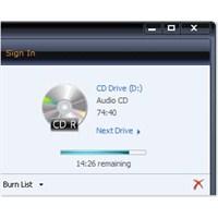 Windows Media Player İle Cd'den Müzik Kopyalama