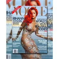 Vogue'nun Onuncu Yılınında Rihanna