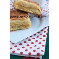 Birsence'den Arnavut Böreği