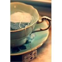 Çay- Kahve Lekesini Çıkarmak İçin