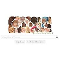 Doodle: Google Kadınlar Gününü Kutladı