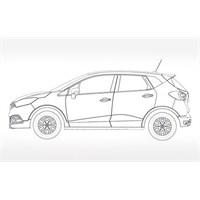 Renault Captur Kabuk Mu Değiştiriyor?
