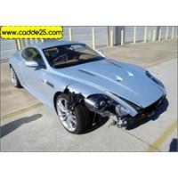 Kazalı Aston Martin Dbs Fotoğrafları