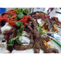 Çökertme Kebabı Tarifim