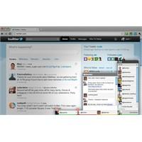 Twitter Sohbeti İlk Sen Kullan