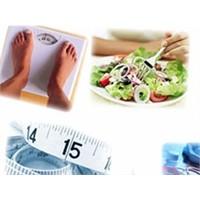 Sağlıklı Kilo Vermenin Sırları
