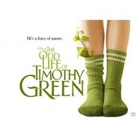 Timothy Green'in Sıradışı Yaşamı, Kalbimi Eritti!