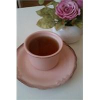 Kiraz Sapı Ve Mısır Püskülü Çayı İle Zayıfla