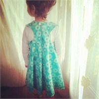 Çocuğunuza Elbise Dikmek İster Misiniz?