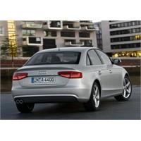 2012 Model Audi A4'ten Görüntüler