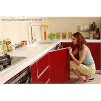 Mutfaklarda Akrilik Dönemi