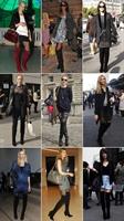 Uzun Çizme Modelleri