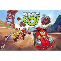 Angry Birds Go İle Farklı Bir Araba Yarışı Deneyim