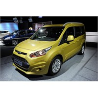 2013 Ford Tourneo Connect Paris'te