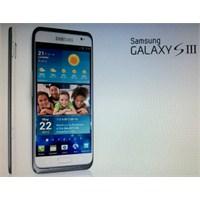 Galaxy S3 İphone'u Geçebilir