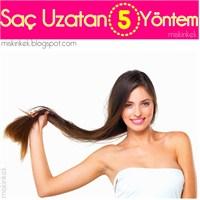 Saç Uzatan 5 Yöntem