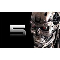 Terminator 5 Geliyor