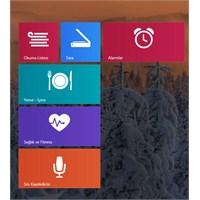 Windows 8.1 İle Gelen Yeni Metro Uygulamaları