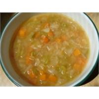 Kolay Lahana Çorbası
