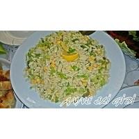 İftar İçin: Arpa Şehriye Salatasi