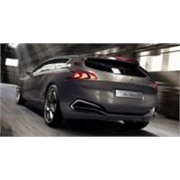 Peugeot 'dan Fütüristik Konsept