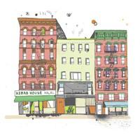 Bir Adam Tek Başına Bütün New York'u Çizebilir Mi?