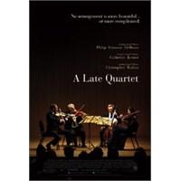 A Late Quartet : Egolar Yükselirken
