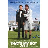 """Adam Sandler'lı """"That's My Boy""""dan Yeni Fragman"""
