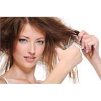 Evde Saç Modeli Yapmanın Püf Noktaları