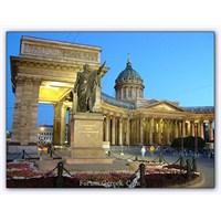 Rusya'nın 2. Büyük Şehri | Sankt Petersburg