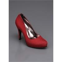 Platform Topuk Ayakkabı Modası