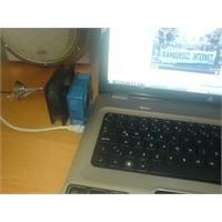 Laptop Soğutucusunda Devrim