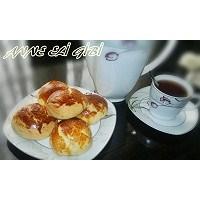 Kahvaltıda Sade Poğaça