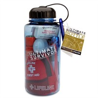 Ultimate Survival Kit İn A Water Bottle