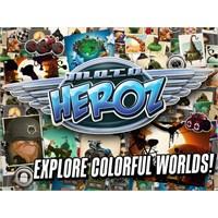 Motoheroz İos Oyunu Sınırlı Bir Süre İçin Ücretsiz