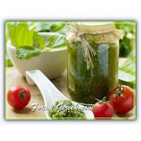 Pesto Sos | Makarnaların Vazgeçilmezi