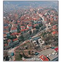 Yeşilin Ortasına Kurulan Şehir: Bursa (Prusa)