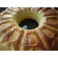 Portakal Şekerlemeli Kek