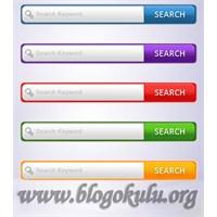 Renkli Arama Kutuları (Search Box)