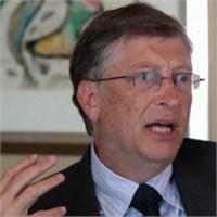 "Bill Gates: ""Para Bana Lazım Değil"""