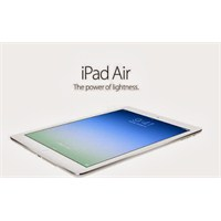 Dizayn: Yeni Apple İpad Air