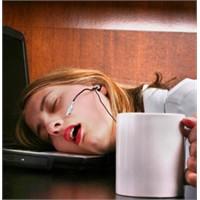 Yorgunlara Tatlı Çözüm