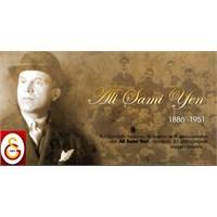 Galatasaray'ın Kurucusu Ali Sami Yen Anıldı