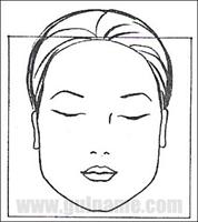 Yüz Şeklinize Göre Makyaj Yapın