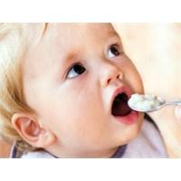 Çocuğun Beslenme Tarzı
