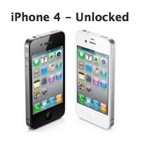 Apple Amerikada Unlocked İphone 4 Satışına Başladı
