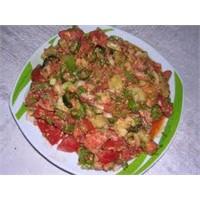Çökelek Salatası (Hatay)