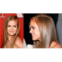 2011 Yılı Örgülü Saç Moda Trendleri