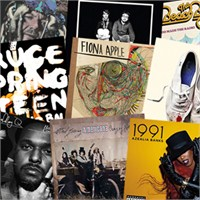 2012'nin En İyi Albümleri Listeleri: Rolling Stone