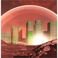 Bu Şehir Mars'ta!